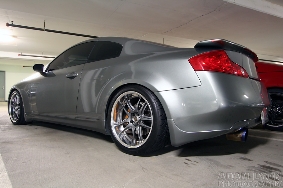 285 35 19 Rear Tire On Coupe G35driver Infiniti G35